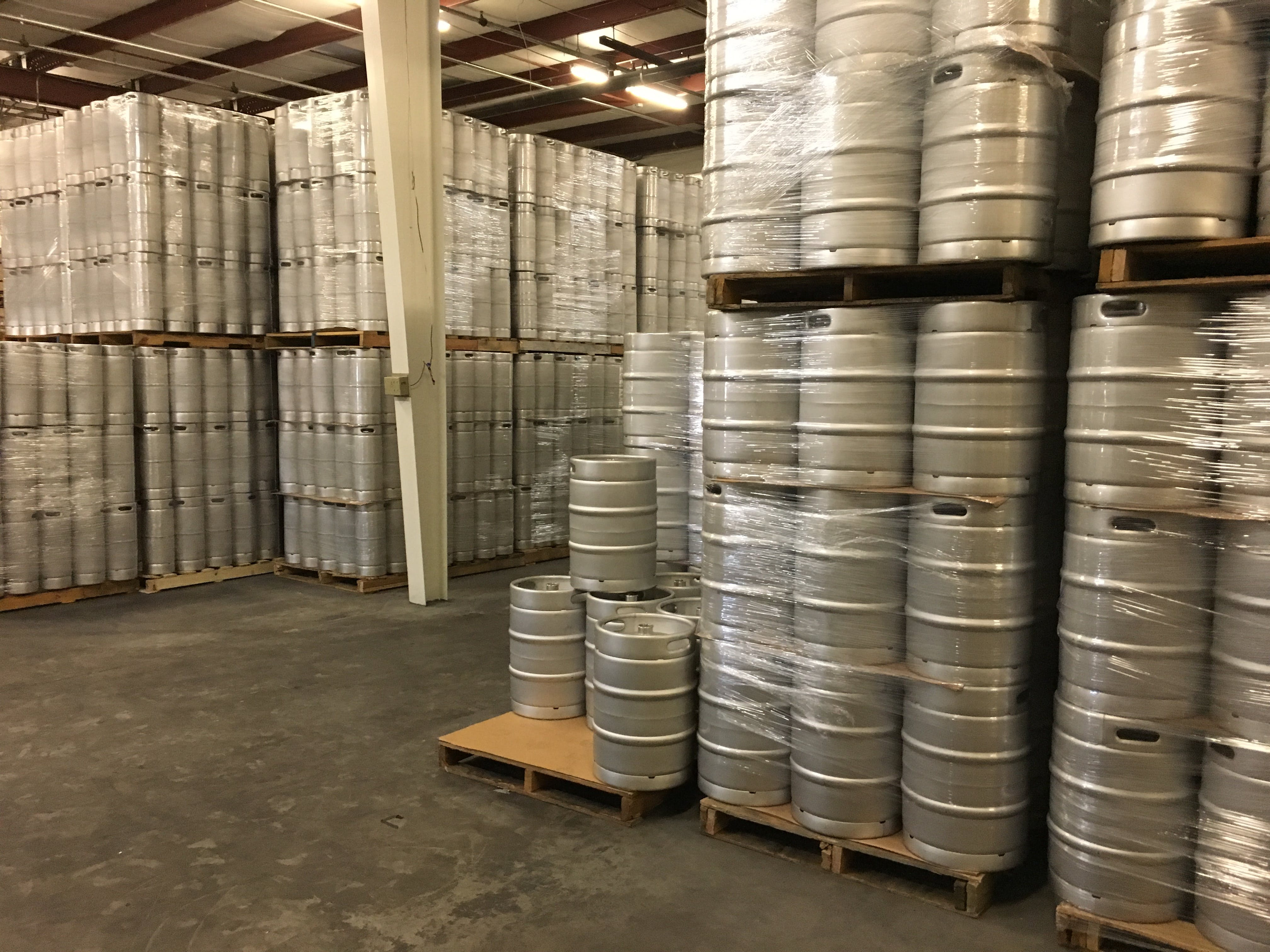 1/2, 1/4 and 1/6 Barrel Kegs Keg sold by InstantKegs.com