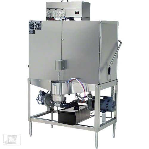 CMA Dishmachines - S-B 80 Rack/Hr Double Rack Pot & Pan Washer Commercial dishwasher sold by Food Service Warehouse