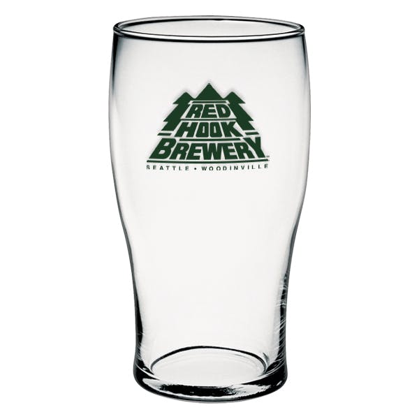 20 oz. Pub Glass Beer glass sold by MicrobrewMarketing.com