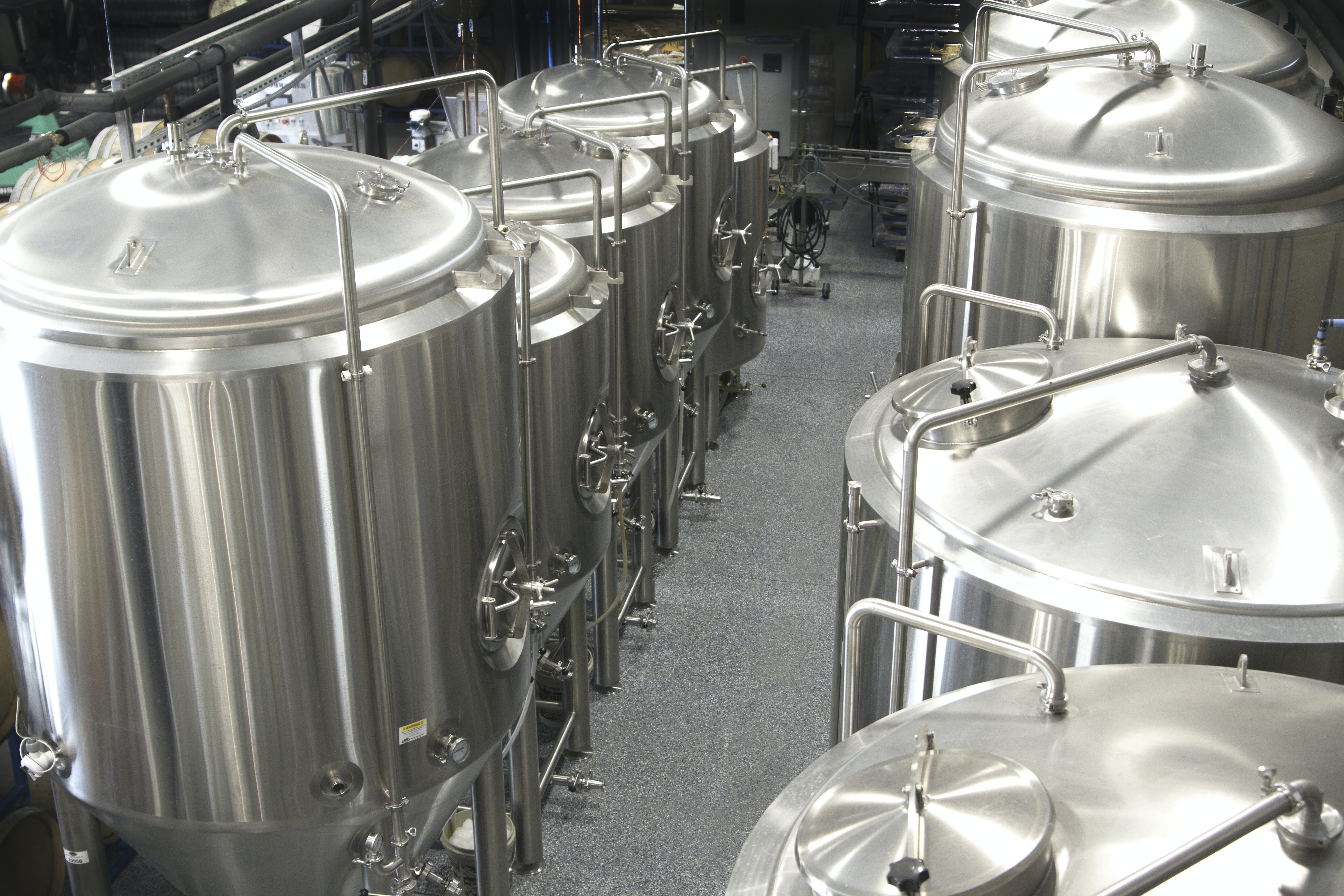Fermenters Fermenter sold by American Beer Equipment