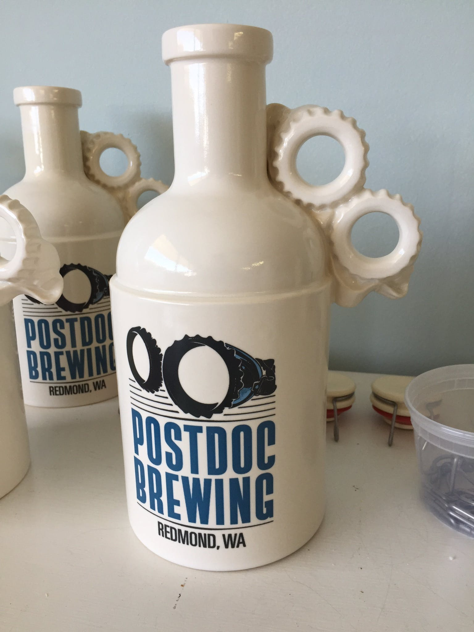 Custom Growlers Growler sold by Goose Creek Growler Co.