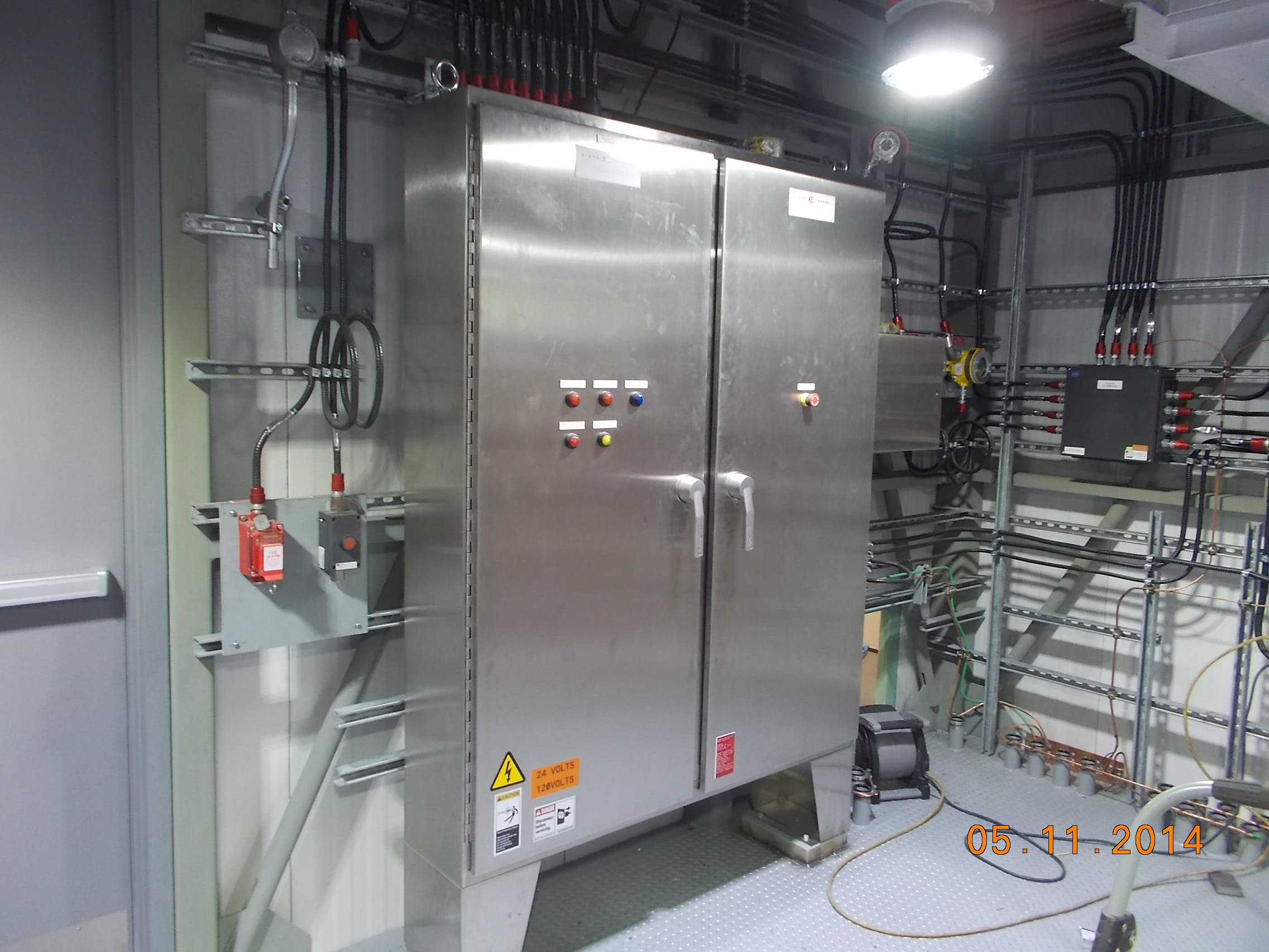 Process Safety & Basic Process Control System Control System sold by Sigma Thermal