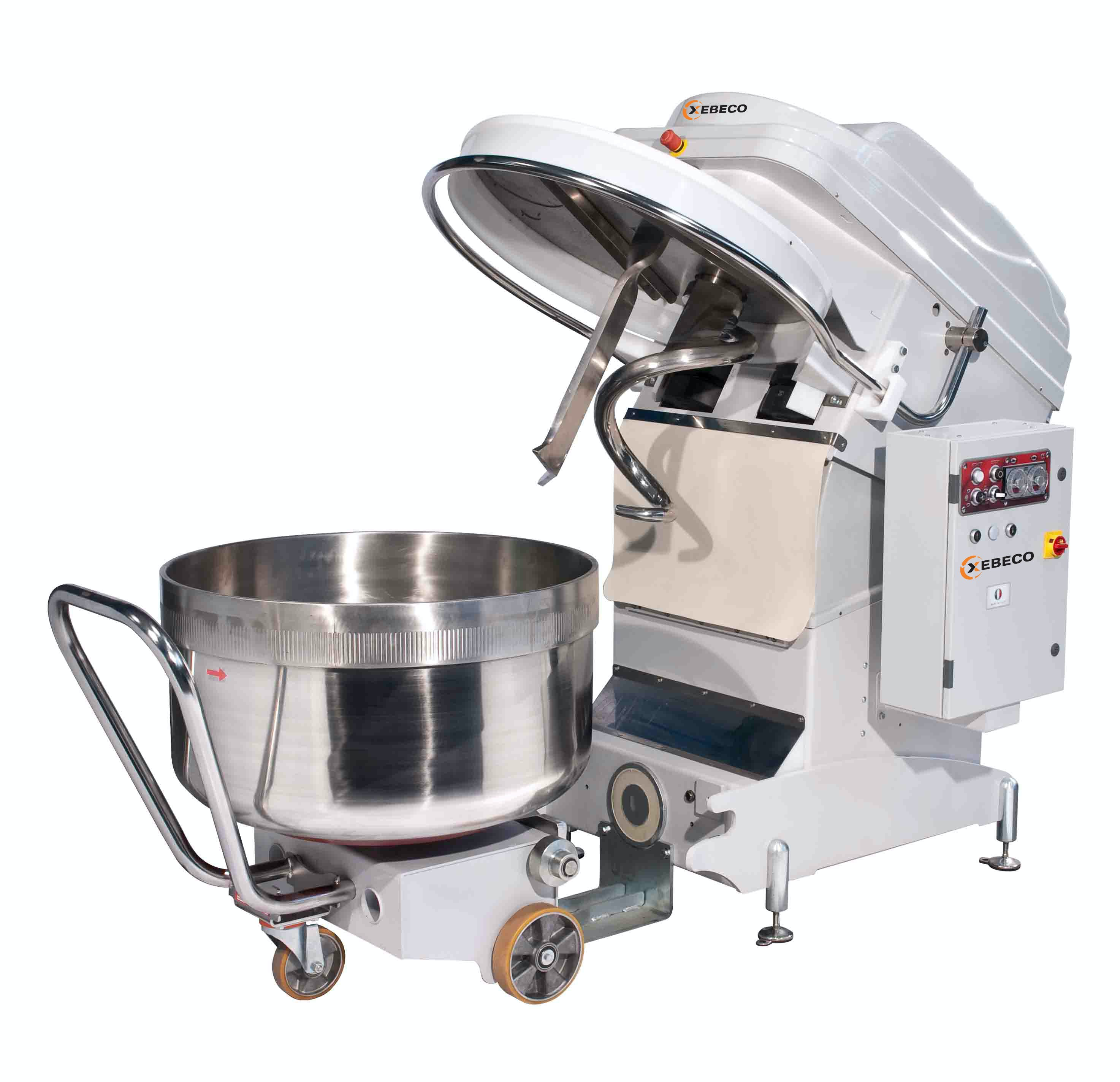 XeRRB550 Redline Mixer with Removable Bowl Mixer sold by Pizza Solutions