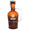 2 Liter European Growler - Growler sold by G2 I.D. Source