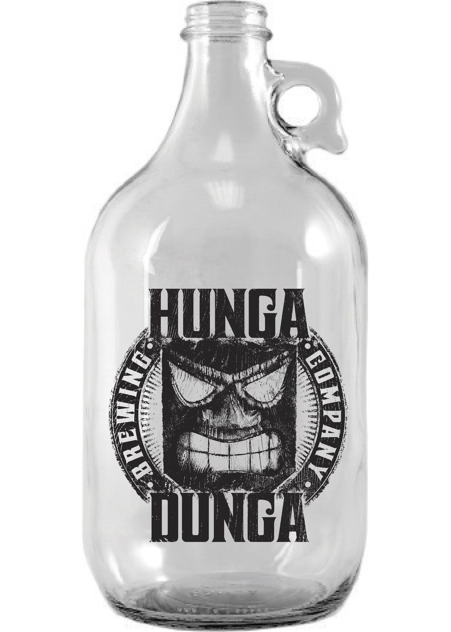 Clear Growler, 64 oz. - sold by Clearwater Gear