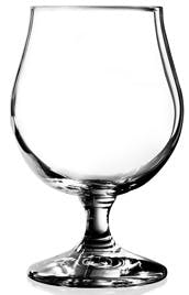 Stemmed - Brussels .3L and .4L_Sahm Beer glass sold by Boelter Beverage
