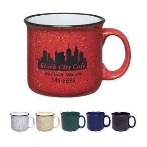 15 Oz. Campfire Mug Ceramic mug sold by Ink Splash Promos™, LLC