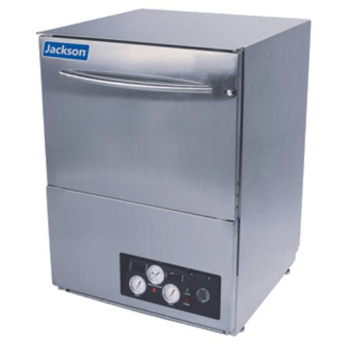 Jackson Undercounter Avenger HT Washer (24 racks per hour) Commercial dishwasher sold by pizzaovens.com