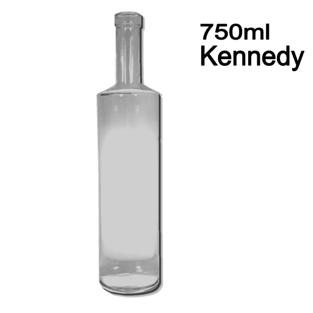 750ml Kennedy Liquor bottle sold by Wholesale Bottles USA