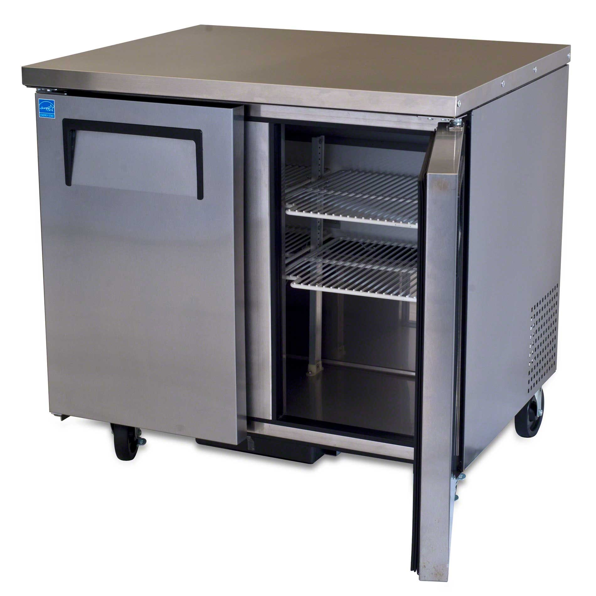 """True - TUC-36 37"""" Undercounter Refrigerator - sold by Food Service Warehouse"""