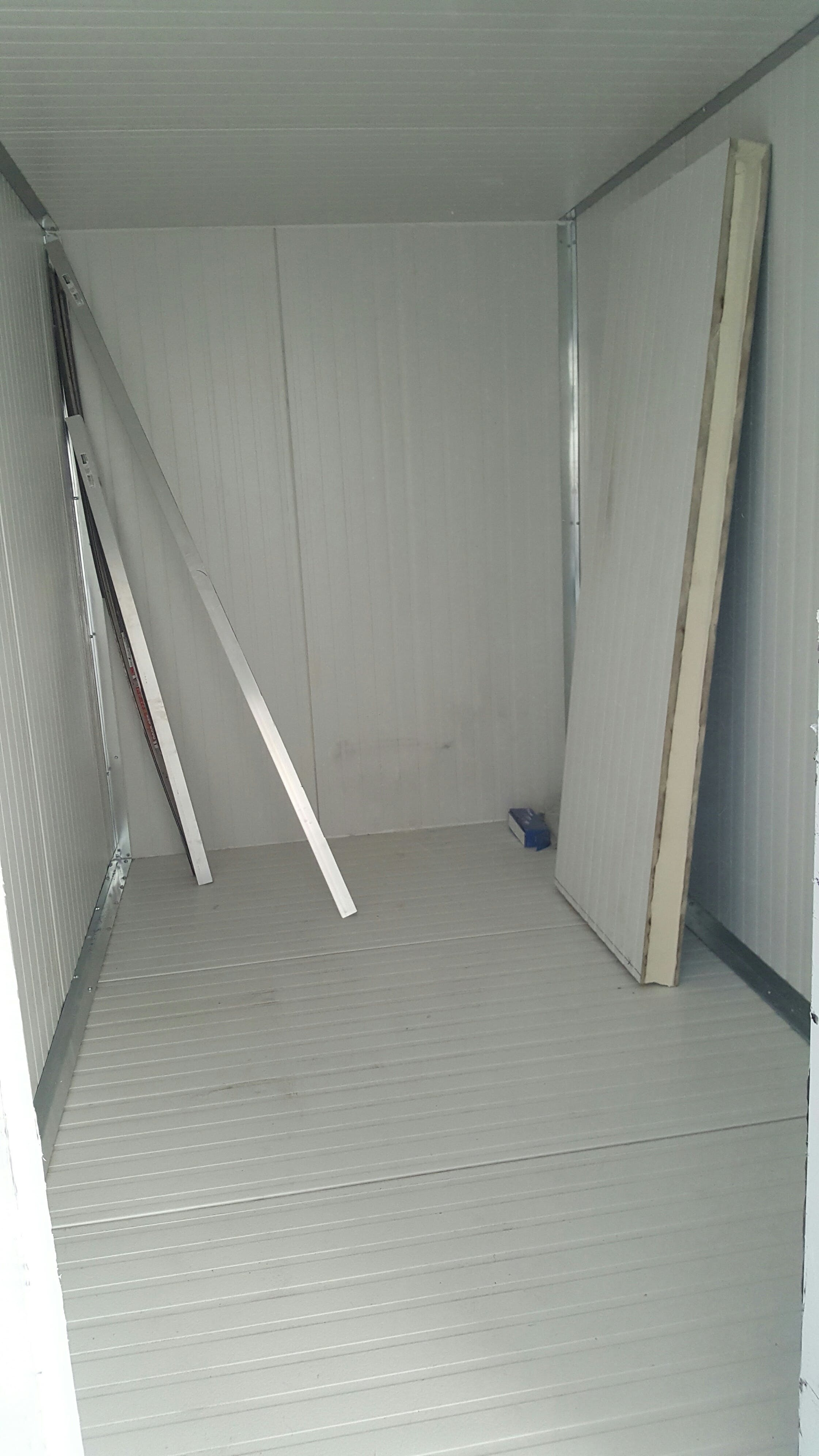 walk in freezer 6x10 Walk in freezer sold by Crafted Coolers Corp