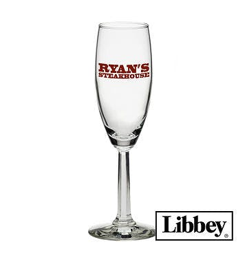 5.75oz Napa Country Flute Wine glass sold by Atlantic Custom Solutions