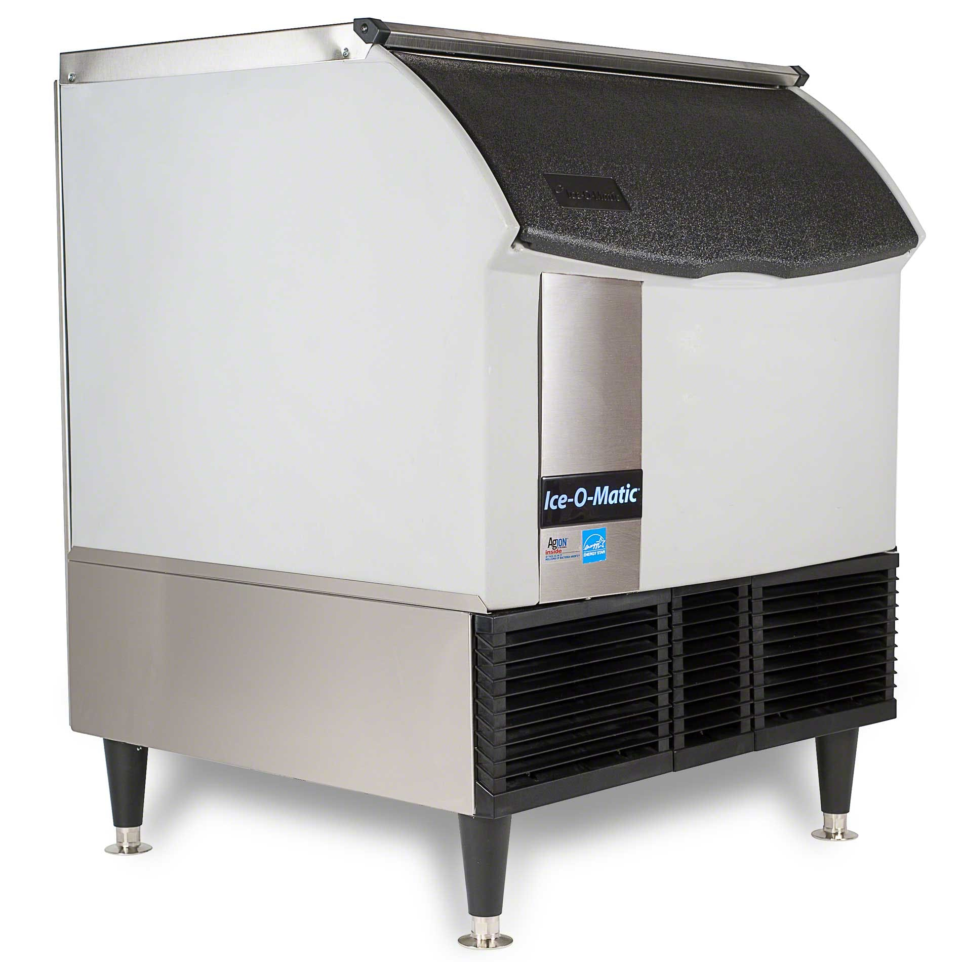 Ice-O-Matic - ICEU300HA 309 lb Self-Contained Half Cube Ice Machine Ice machine sold by Food Service Warehouse