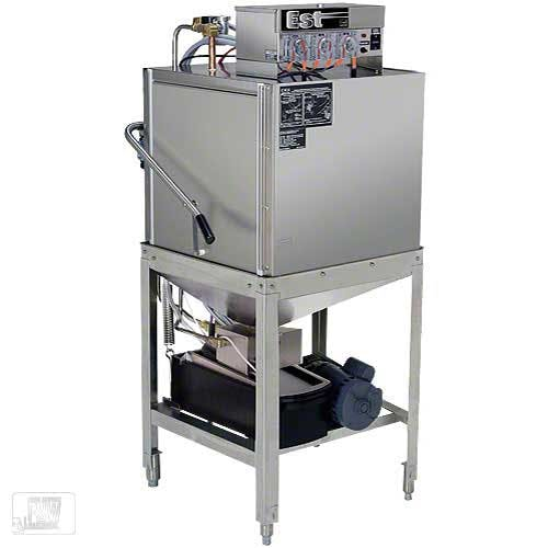 CMA Dishmachines - EST-AH 40 Rack/Hr Door-Type Dishwasher Commercial dishwasher sold by Food Service Warehouse