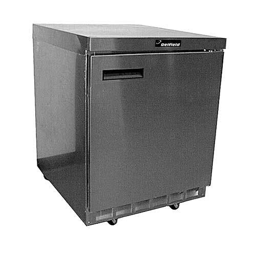 "Delfield - 4432N 32"" Worktop Refrigerator Commercial refrigerator sold by Food Service Warehouse"