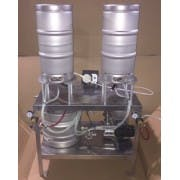 Manual Keg Washer Keg washer sold by Lawson Kegs