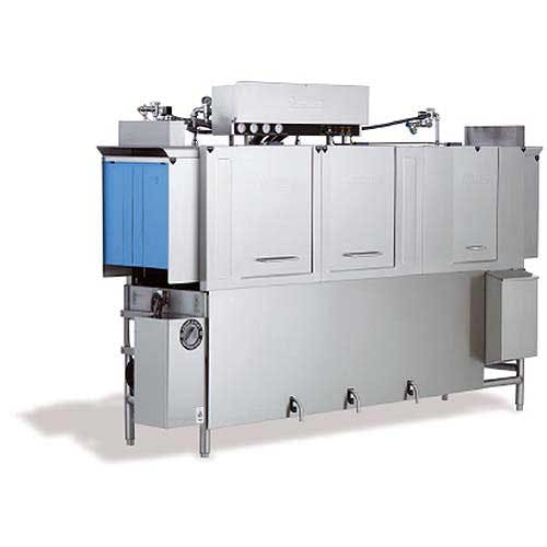 Jackson - AJ-100 287 Rack/Hr High-Temp Conveyor Dishwasher Commercial dishwasher sold by Food Service Warehouse