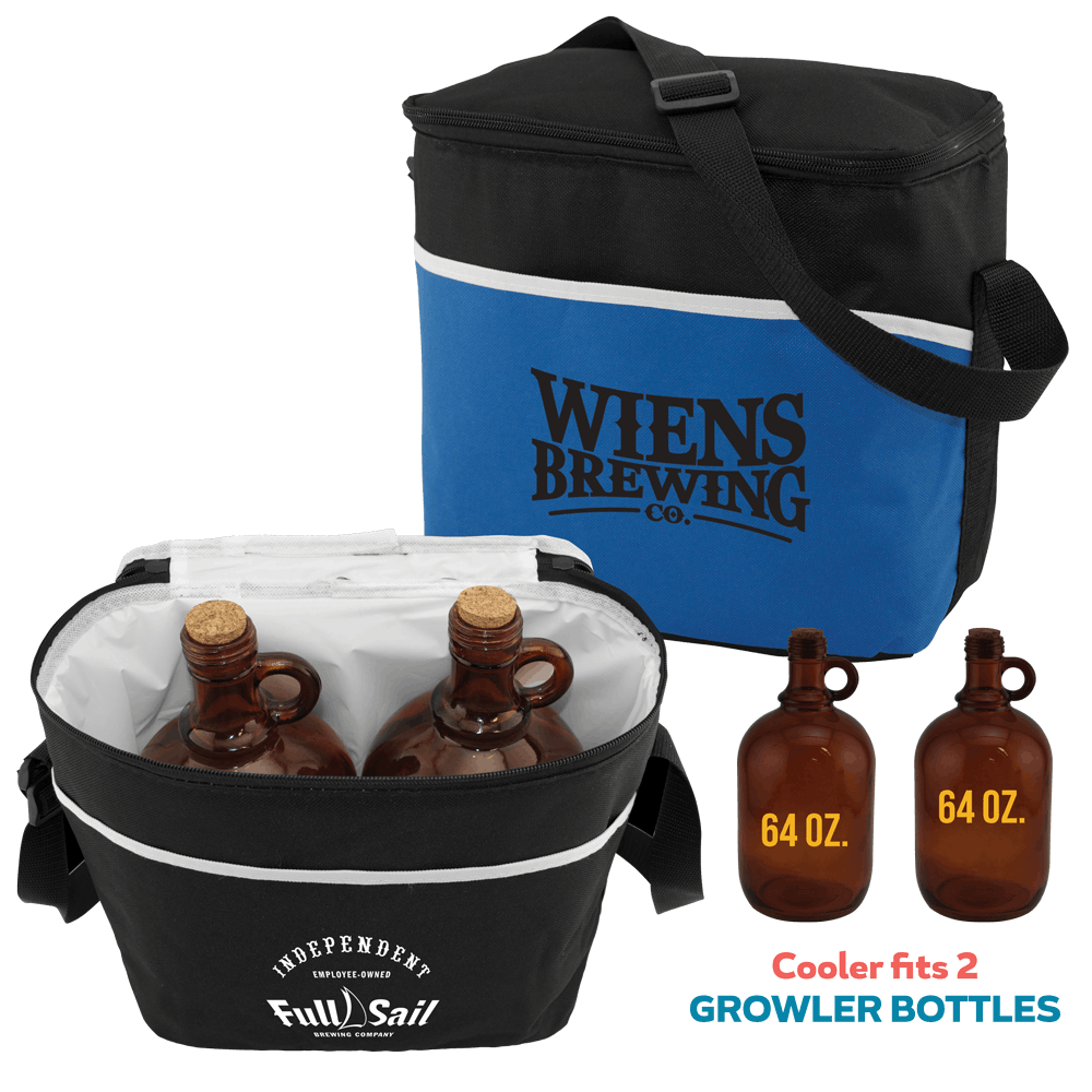 2 Growler Cooler Growler sold by The Packaging Source, Inc.