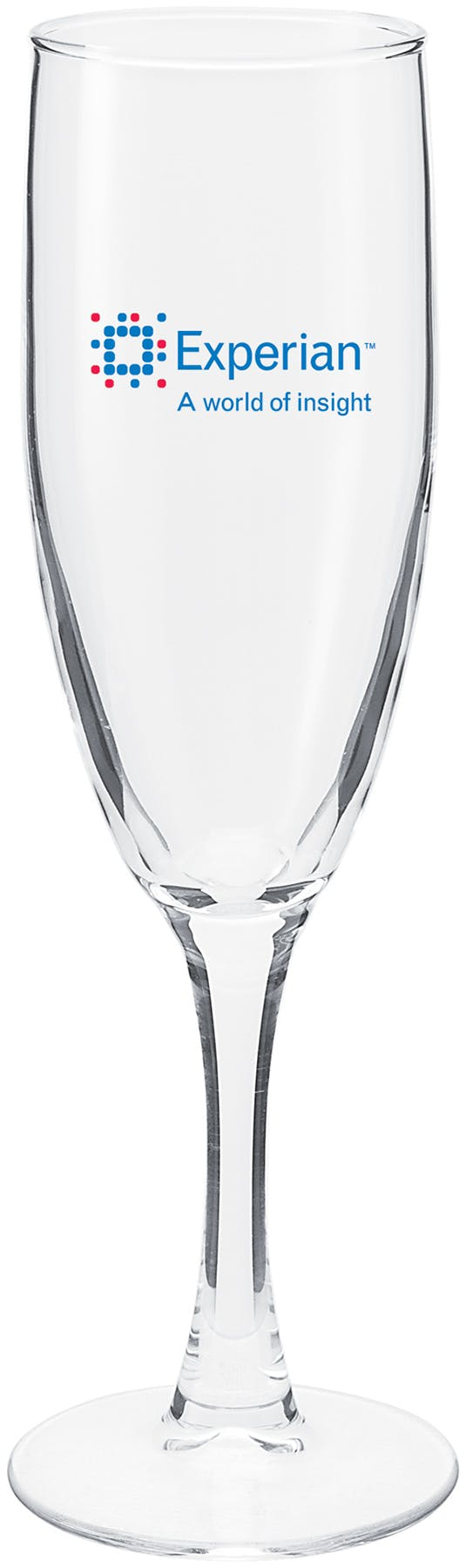 6 Oz. Flute Wine Glass (Item # SGHOT-GTLDO) Wine glass sold by InkEasy