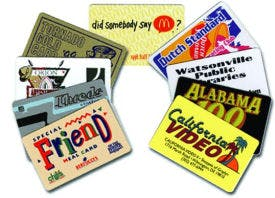 Gift Cards and Gift Card Boxes POS system sold by American Retail Supply