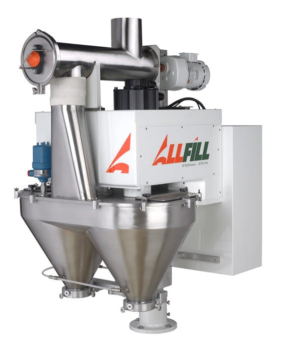Model-TA Auger filler sold by All-Fill