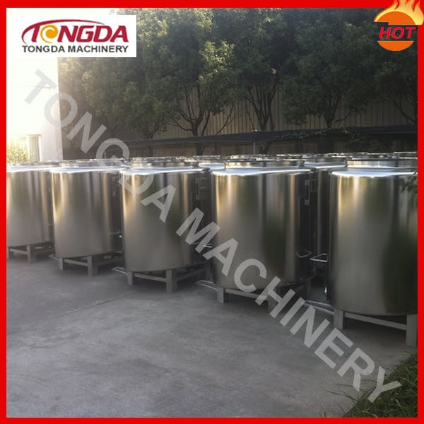 1000L Mobile Tank Chemical tank sold by TD Machinery Co., Ltd.