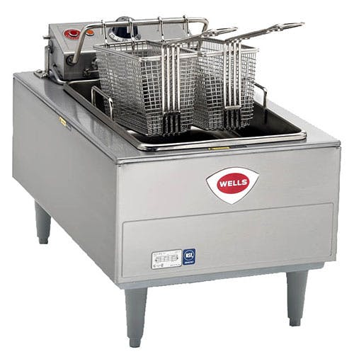 Wells Fryer Commercial fryer sold by Kessler Containers, Ltd.