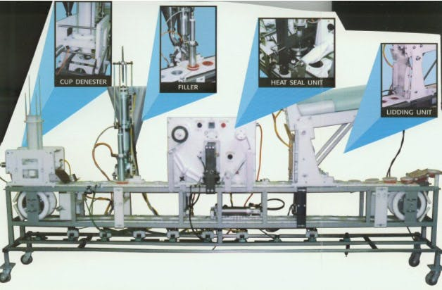 Full Line Packaging Systems from Performance Manufacturing - sold by Performance Manufacturing / Packaging Systems LLC