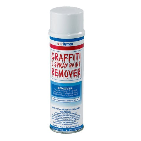 Graffiti & Spray Paint Remover Janitorial supplies sold by Ameripak, Inc.