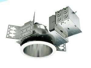 "10"" HID Horizontal Architectural Recessed Light Frame-in kit 120V277V - sold by RelightDepot.com"
