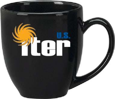 15 oz. Bistro Mug Ceramic mug sold by Prestige Glassware