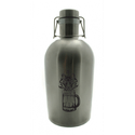 64 oz Stainless Steel Growler - Growler sold by Prestige Glassware