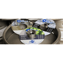 "Standard Keg Collar, 7"" - Keg collar sold by Coburn Pressworks"