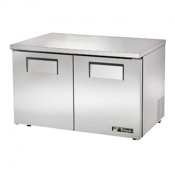 "48"" 2 Door Low-Profile Undercounter Refrigerator"