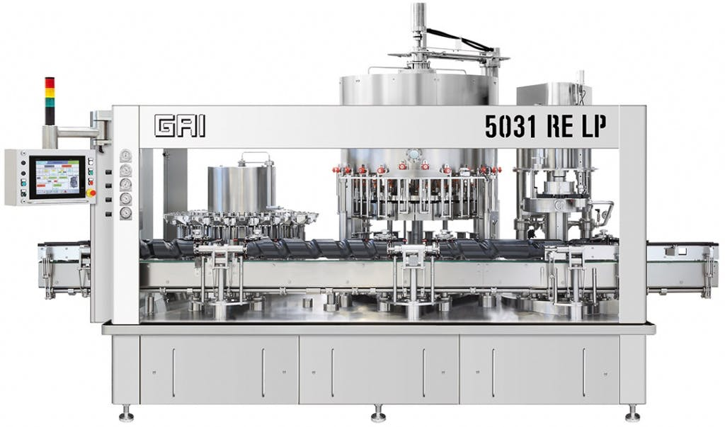 GAI 5031 RE HP Monoblocks Monoblock sold by Prospero Equipment Corp.