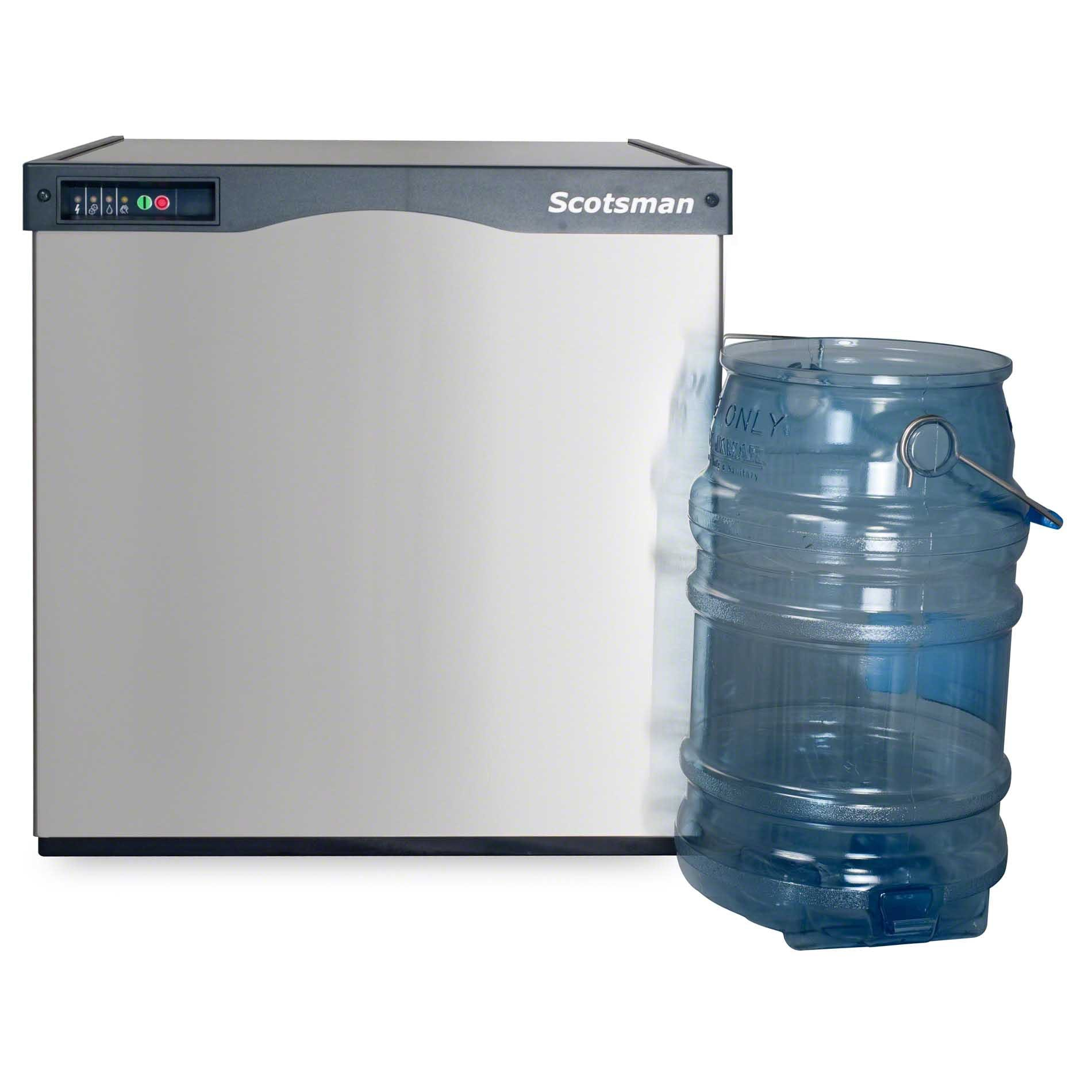Scotsman - N0622R-1A 660 lb Nugget Ice Machine - Prodigy Series Ice machine sold by Food Service Warehouse
