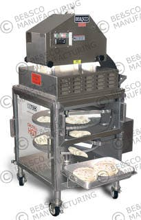 Beta 450 Electric Flour Tortilla Machine Tortilla press sold by BE&SCO
