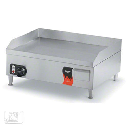 "Vollrath (40716) - 24"" Electric Countertop Griddle - Cayenne Series Griddle sold by Food Service Warehouse"