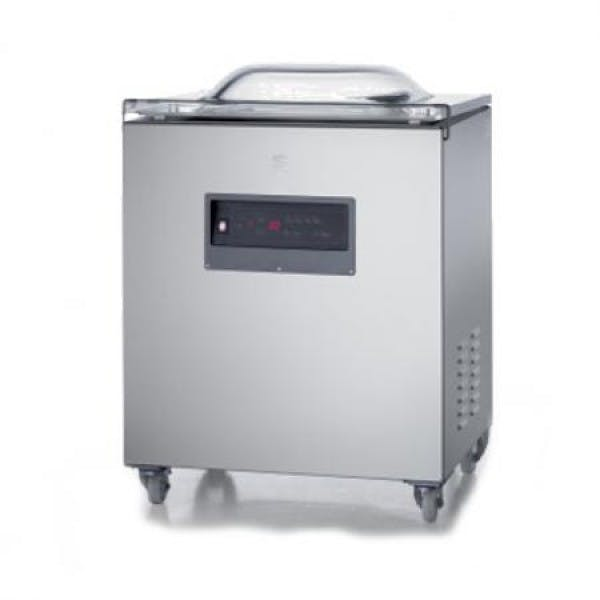 3500 cu. ft. Mobile Stainless Vacuum Packing Machine w/ Sensor Vacuum Control - V-SMMSV-810S