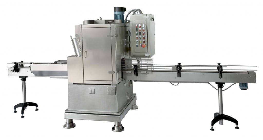 Bonicomm F 120 Can sealers Can sealer sold by Prospero Equipment Corp.