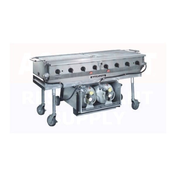 "MagiCater 60"" Outdoor LP Gas Grill - MAGLPAGA60"
