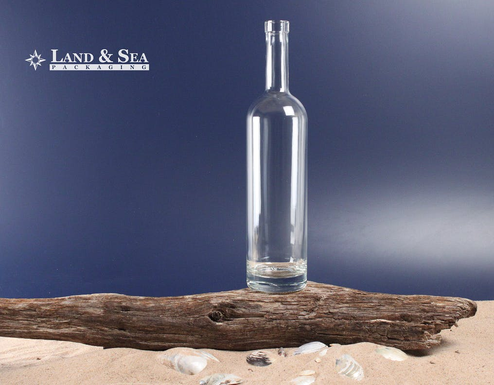 Arizona Spirit Bottle Liquor bottle sold by Land & Sea Packaging