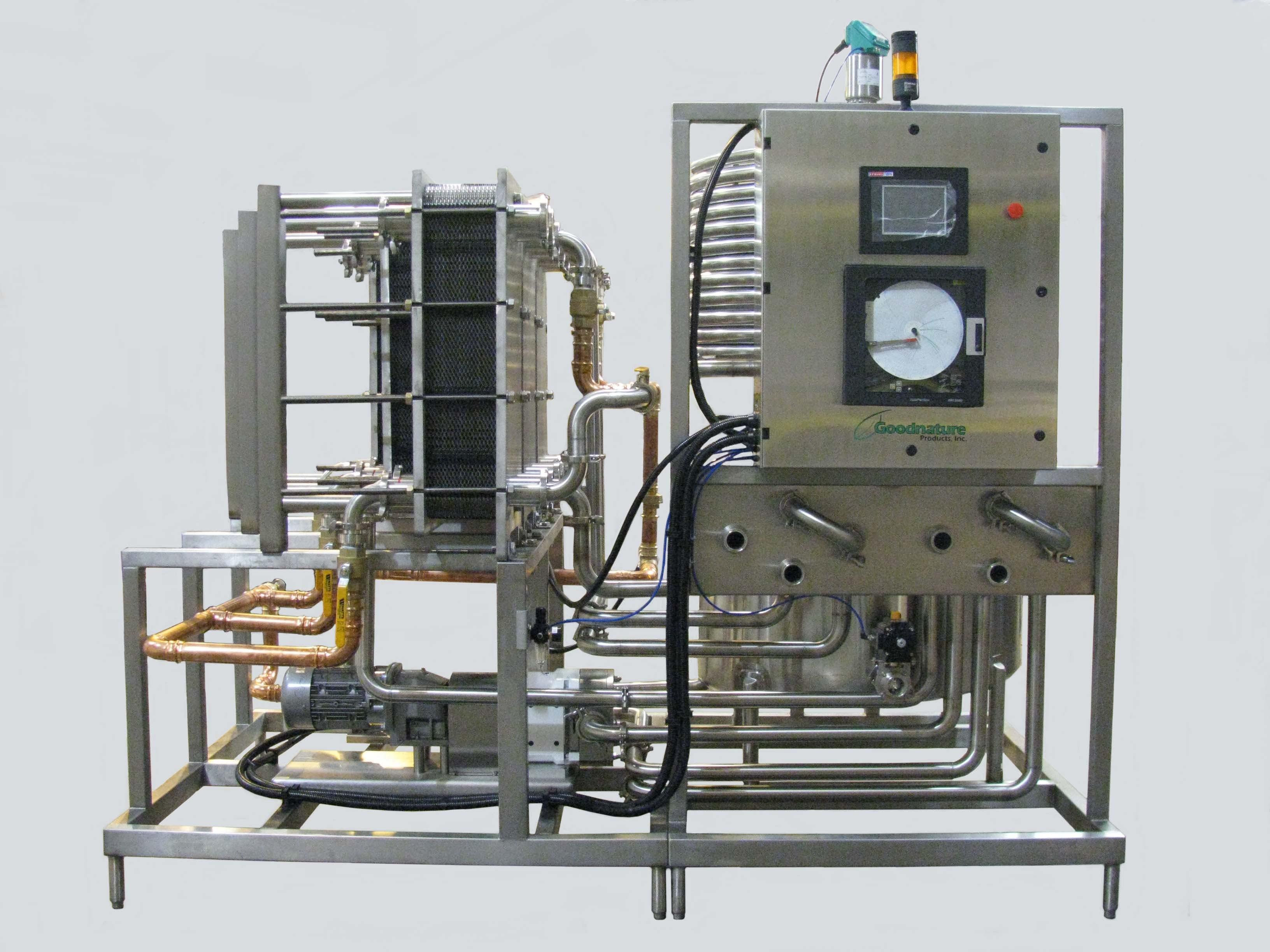 XT Series Pasteurizer Pasteurizer sold by Goodnature Products, Inc.