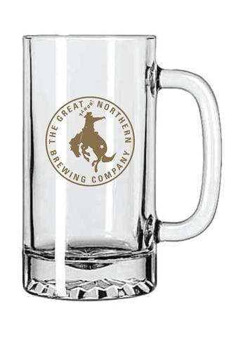 16 OZ. TANKARD #616 Glass mug sold by Clearwater Gear