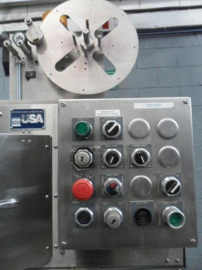 PDC MODEL 65M BANDER W/CONTROL PANEL - sold by Union Standard Equipment Co