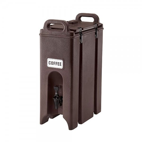 Camtainer® 4-3/4 gal. Brown Insulated Beverage Server