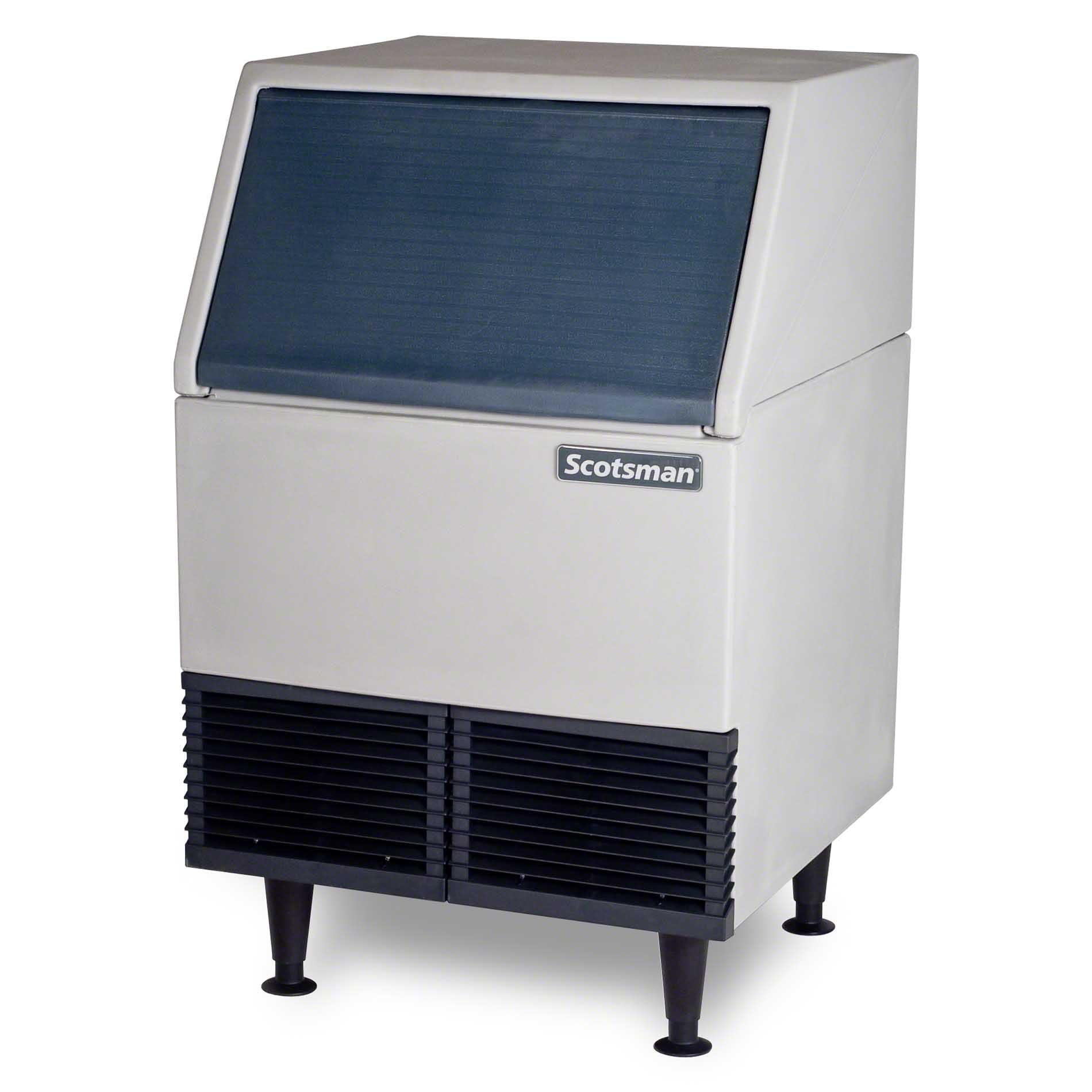 Scotsman AFE424A 1A 395 lb Self Contained Flake Ice Machine w