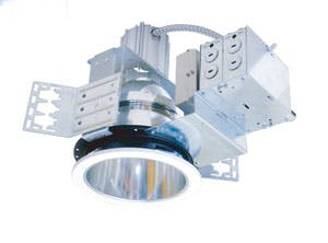 "6"" Ceramic Metal Halide Vertical CMH-T Lamp Flat Recessed Light - sold by RelightDepot.com"