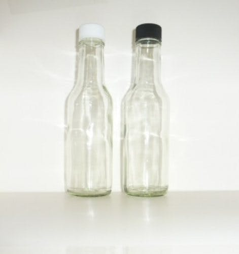 Flint woozy bottles Glass bottle sold by Cape Bottle Company, Inc.