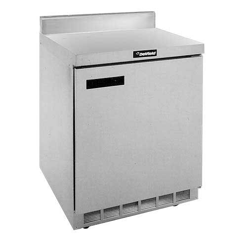 "Delfield - ST4432N 32"" Worktop Refrigerator w/Backsplash Commercial refrigerator sold by Food Service Warehouse"
